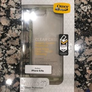 OtterBox Clear iPhone case